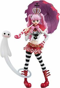 Megahouse Onepiece: Perona Past Blue Variable Action Hero Action Figure