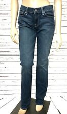 7 For All Mankind Straight Leg Jeans Size 28 Blue Wash