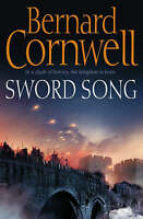 SWORD SONG., Cornwell, Bernard., Used; Very Good Book