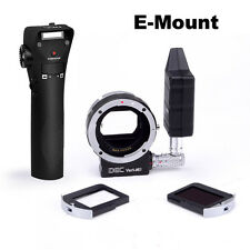 APUTURE DEC vari-nd Wireless Remote Lens Adapter for E-Mount a7s2 A6500 FS7 UK