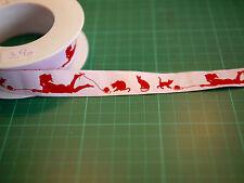Acufactum Satin webband, 2 cm di larghezza, band ornamentali, gioielli webband, gatti