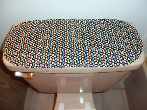 New Jelly Beans Easter Print--Sm Table Runner-Toilet Tank Topper-Shelf-Dresser