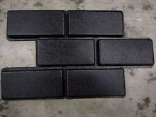 Standard Brick plastic Mold For Concrete , Plaster, Or Other Heavy Duty