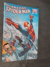 Amazing Spider-man #1  HUMBERTO RAMOS Stan Lee Color Variant  NM Fan Expo