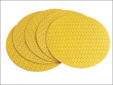 Flex flx260233 60g VELCRO perforado hojas lijadoras x 25