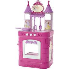 NEW Disney Princess Magical Castle Kitchen 11-pc Playset by Jakks Pacific
