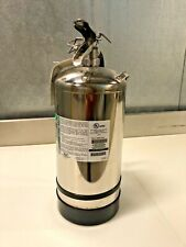 New listing Class (K) Fire Extinguisher