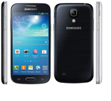 "Unlocked 4.3"" Samsung Galaxy S4 Mini I9195 8GB Android 4G Teléfono Celular Black"