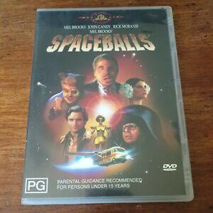 Spaceballs DVD R4 Like New! FREE POST