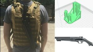 T4E HDS Molle Holster Double Barrel Shotgun Paintball Marker Plug