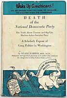 DEMOCRAT PARTY Socialism DNC SOCIALIST Communist ANTI AMERICAN Manifesto MARXISM