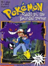 Night in the Haunted Tower (Pokemon Chapter Book),Tracey West