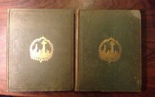 The Scenery And Antiquities Of Ireland W. H. Bartlett 2 Volume Set 1841 1st Ed.