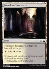 4x Forsaken Sanctuary - MTG Core Set 2019 - NEW