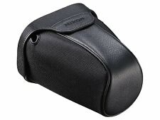 Nikon single lens camera case half soft Case Black CF-DC3 for D7200 D7100 D7000