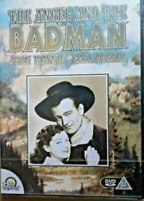 ANGEL AND THE BADMAN, THE - John Wayne/Gail Russel - DVD - NEW/SEALED