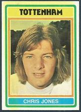 TOPPS 1976 FOOTBALLERS #207-TOTTENHAM HOTSPUR-CHRIS JONES