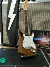 RORY GALLAGHER - 3 Color Custom Fender Strat 1:4 Scale Replica Guitar~Axe Heaven