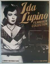 Ida Lupino: Filmmaker Collection 4-Disc Blu-ray Box Set w/Booklet (Kino Lorber)