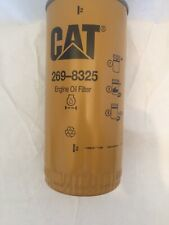 NEW ENGINE OIL FILTER OEM Cat Caterpillar 269-8325 (never Used)
