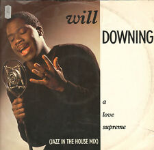 WILL DOWNING - A Love Supreme (Jazz In The House Mix) - 4th & Broadway 12BRW90