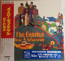 The Beatles Yellow Submarine SHM MINI LP CD JAPAN UICY-76977 (2ND ISSUE)