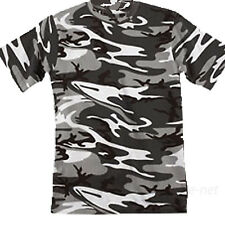 Mens T-Shirts Short sleeve Tee Solid Colors Cotton Plain Adult Blank Tee S - 5XL