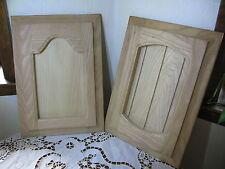 Solid Natural Oak Wood Shadow Box Crafts Frames