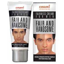 Emami claro y Handsome blancura crema para de hombre Despigmentante 60ml