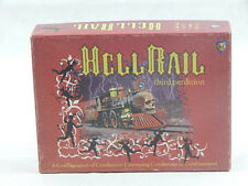2001 Hell Rail Third Perdition Board Game by Mayfair Games