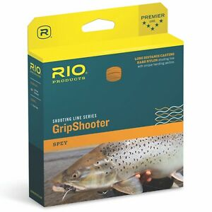 RIO GripShooter Spey Shooting Line - ALL SIZES - FREE SHIPPING