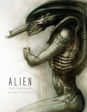 Alien: The Archive Hollywood Movie Art Collection Book