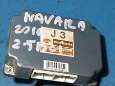 2010 Nissan Navara 330843X42A Control Unit Module