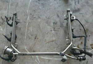 98-05 Volkswagen Passat 2.8 V6 AHA Fuel Rail Gas Injector Set Complete w Pigtail