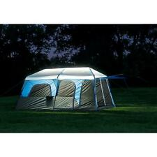 Member's Mark 10-Person Instant Cabin Tent with LED Lights FAST FREE SHIPPING!
