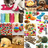 For Dog Play Funny Toy Pet Puppy Teeth Chew Squeaker Squeaky Plush Sound Toys