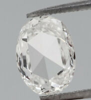Natural Loose Diamond Oval Color F Clarity VS1 6.00 MM 0.46 Ct L7210