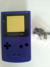 NL-HOUSING GAMEBOY COLOR PURPLE NEW
