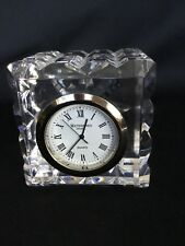 Waterford Cube Clock