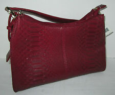 Liz Claiborne 931 MERLOT Dark Red Money Organizer Purse Handbag Women Women's
