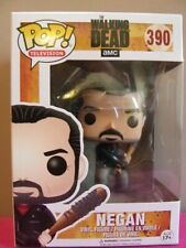 NEGAN The Walking Dead Pop funko VINYL FIGURINE n° 390 serie 7 zombie BOITE new
