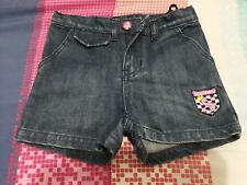 Snoopy maong shorts for girls