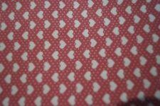 Love & Hearts Fat Quarter Unbranded 100% Cotton Fabric