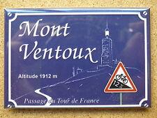 MAGNET DECORATION EPAIS 7.8x5.4cm MONT VENTOUX cadeau décoration humour