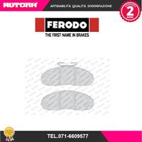 FVR791 Kit pastiglie freno a disco ant (MARCA FERODO)