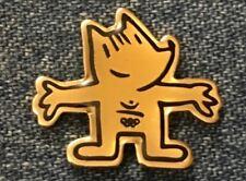 Mascot Cobi Olympic Lapel Pin ~ 1992 Barcelona, Spain