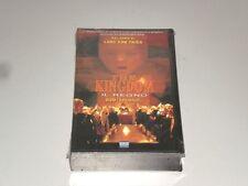 THE KINGDOM - IL REGNO - LARS VON TRIER -VHS - NEW-SIGILLATA - EAGLE PICTURE V33