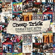 CHEAP TRICK Greatest Hits - Japanese Single Collection JAPAN BLU-SPEC CD + DVD