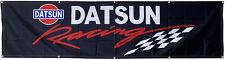 Datsun Racing Flag Automotive Nissan 2x8ft Banner