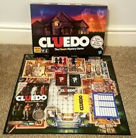 Hasbro CLUEDO The Classic Mystery Game Board - 38712 - 2011 Version, COMPLETE